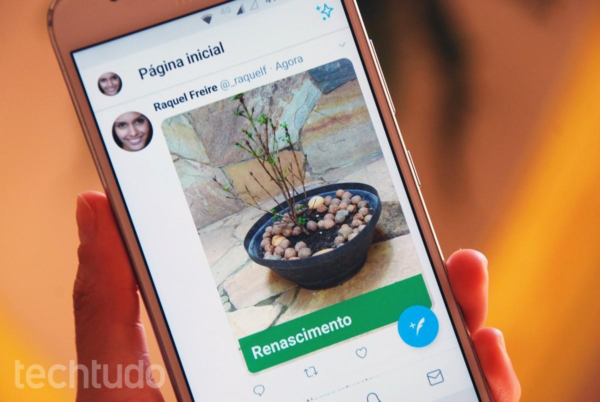 Twitter: kuidas kasutada uusi ja reaalajas kaamerafunktsioone mobiiltelefoni kaudu   Sotsiaalvõrgustik