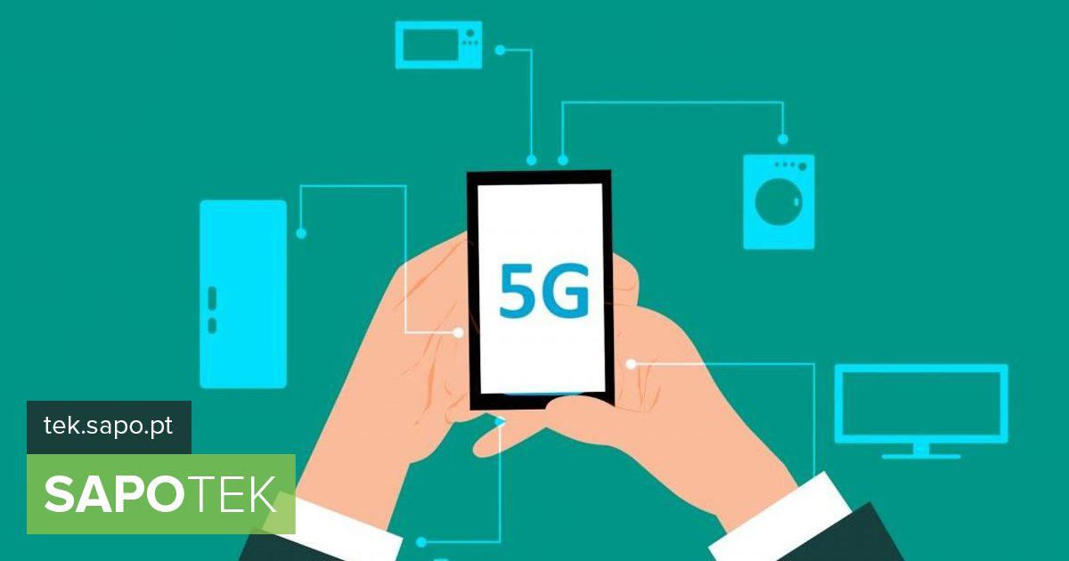 UE-l on tööriistakast 5G-võrgu - praeguse saidi - turvalisuse tagamiseks