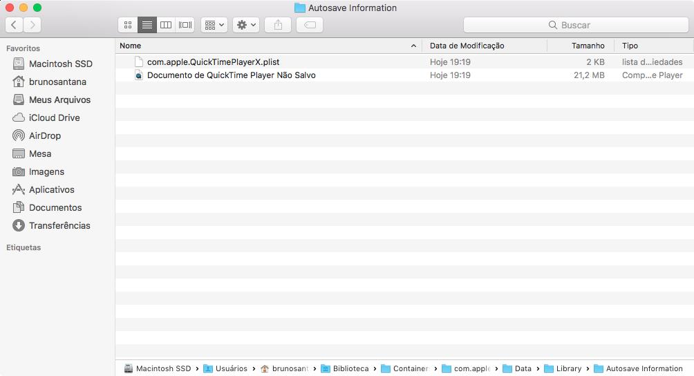 Kuidas kaotatud faile taastada rakenduses QuickTime