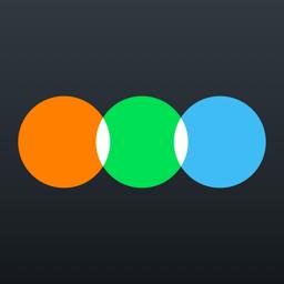 Letterboxd rakenduse ikoon