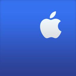 Apple'i toe rakenduse ikoon