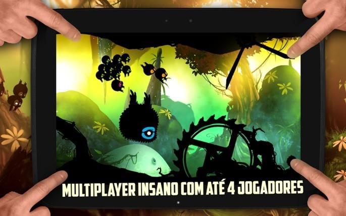 badland android mitme mängijaga mängud