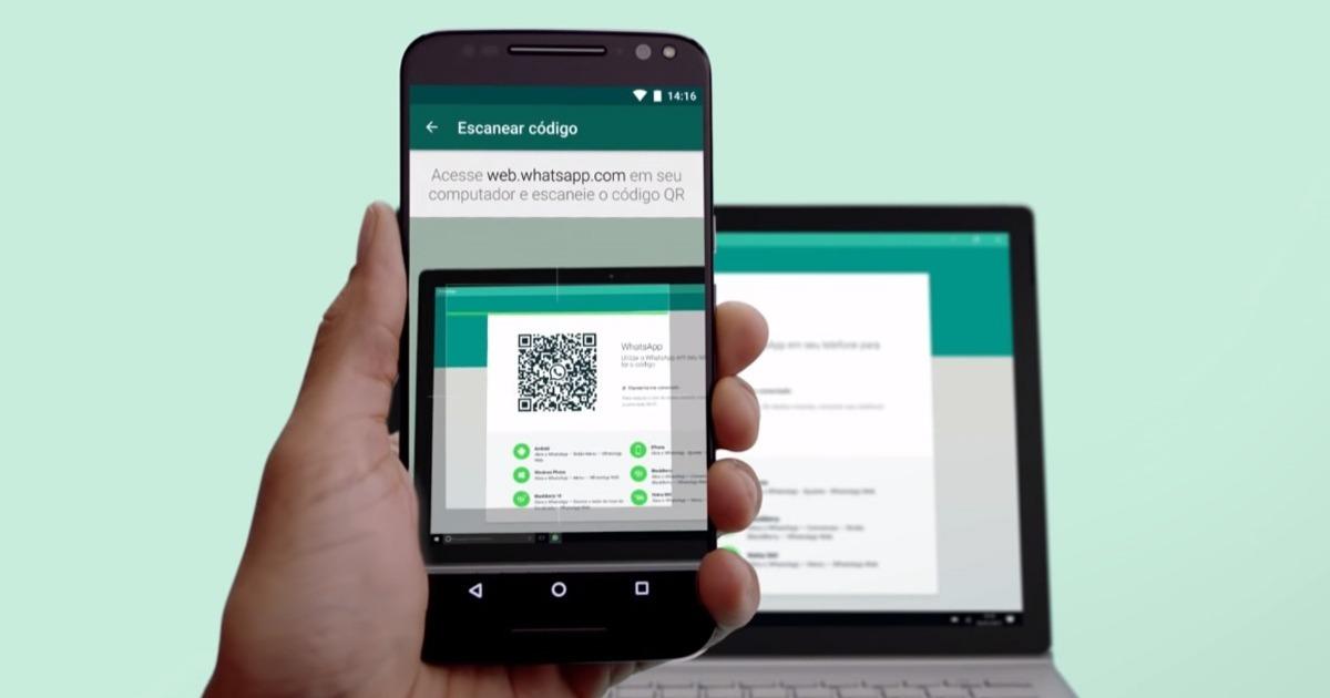 Vaadake, kuidas kõigist seadmetest korraga WhatsApp Webist väljuda