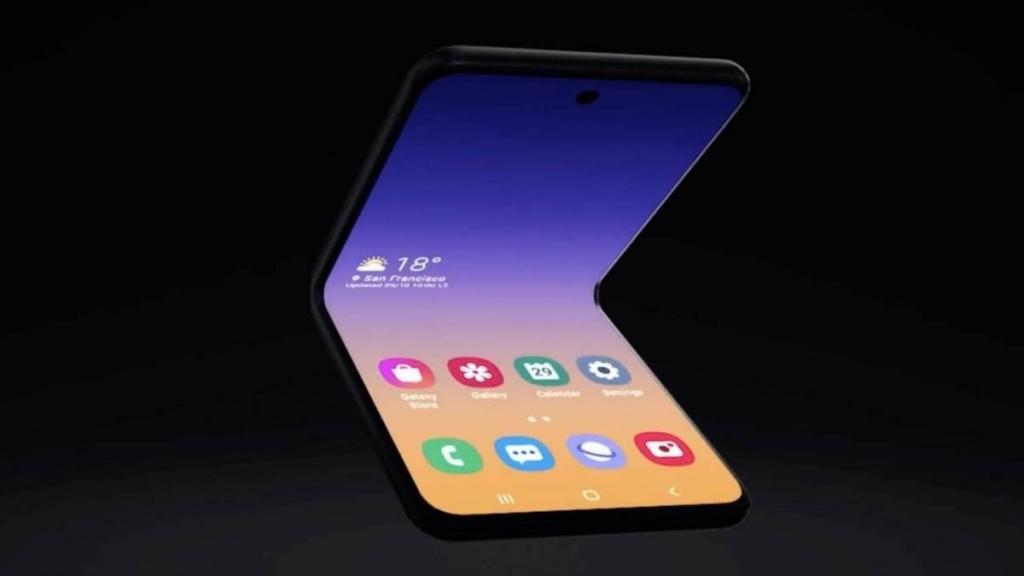 Samsungi uue kokkupandava nutitelefoni nimi peaks olema Galaxy Z Flip