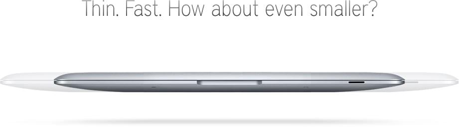 Vihane kasutaja nõuab uue põlvkonna 10,1-tollise ekraaniga MacBook Airi kasutamist