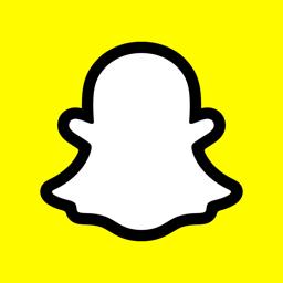 Snapchati rakenduse ikoon