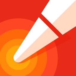 Linea Sketchi rakenduse ikoon
