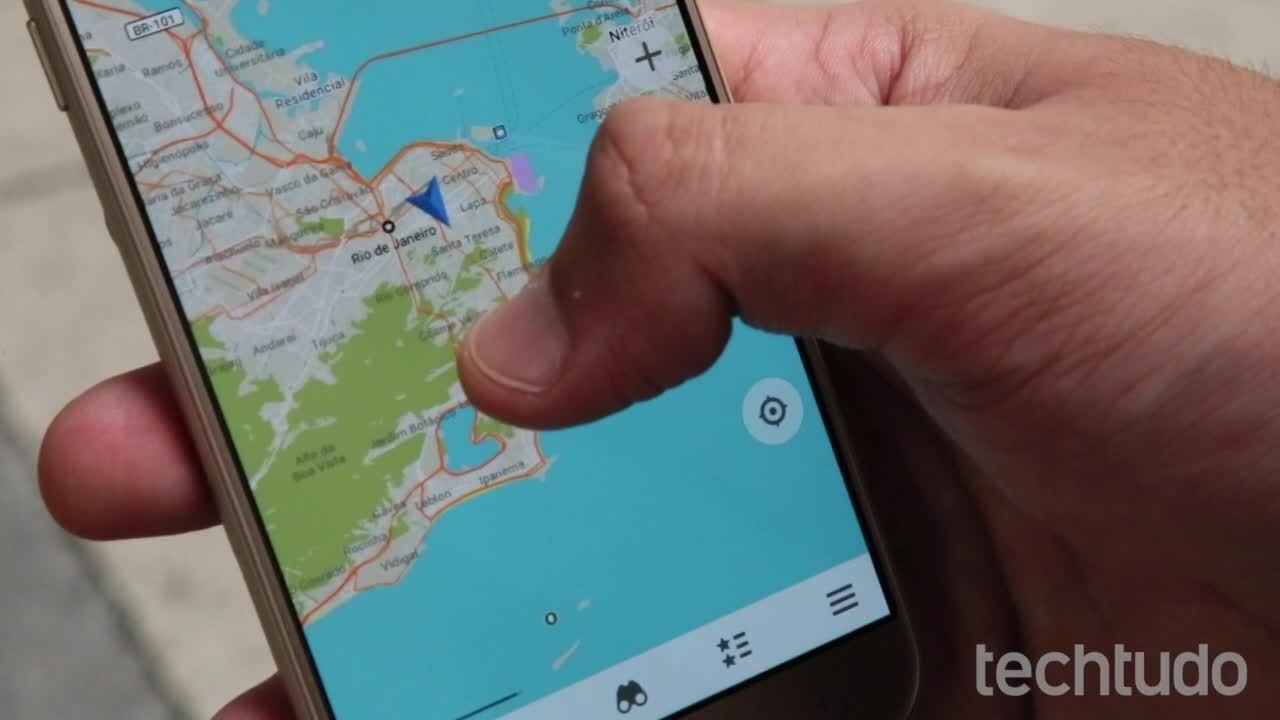 Mobiiltelefoni GPS-i kasutamine ilma Internetita: otsige rakendusi võrguühenduseta