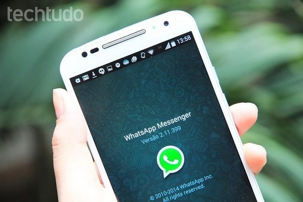 Vaadake WhatsApi novembri peamisi sündmusi Foto: Anna Kellen Bull / TechTudo