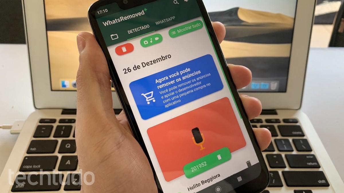 WhatsRemoved +: kuidas kasutada rakendust kustutatud WhatsApp-sõnumite kuvamiseks Sotsiaalmeedia