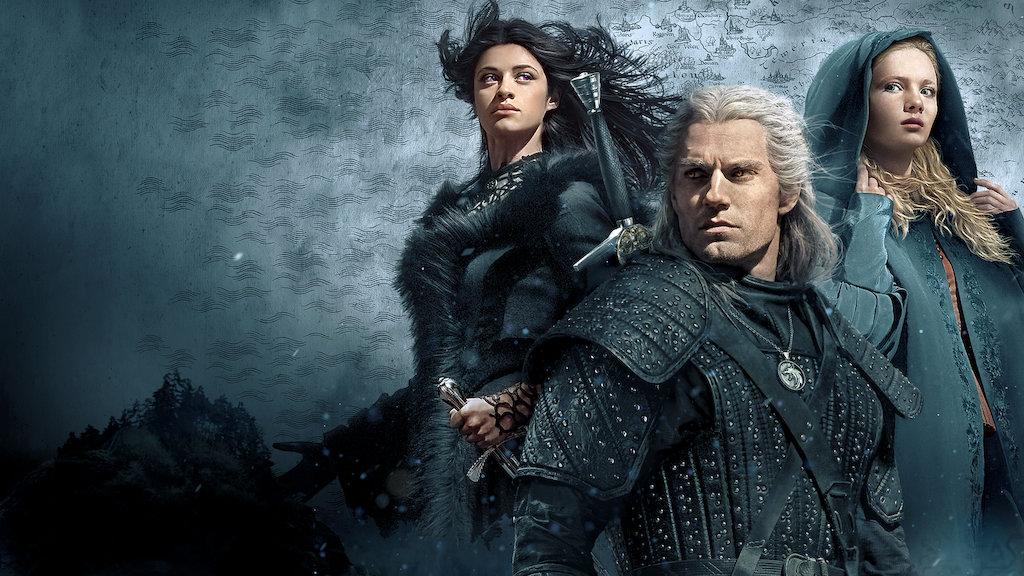 Witcheri anime kuulutas välja Netflix