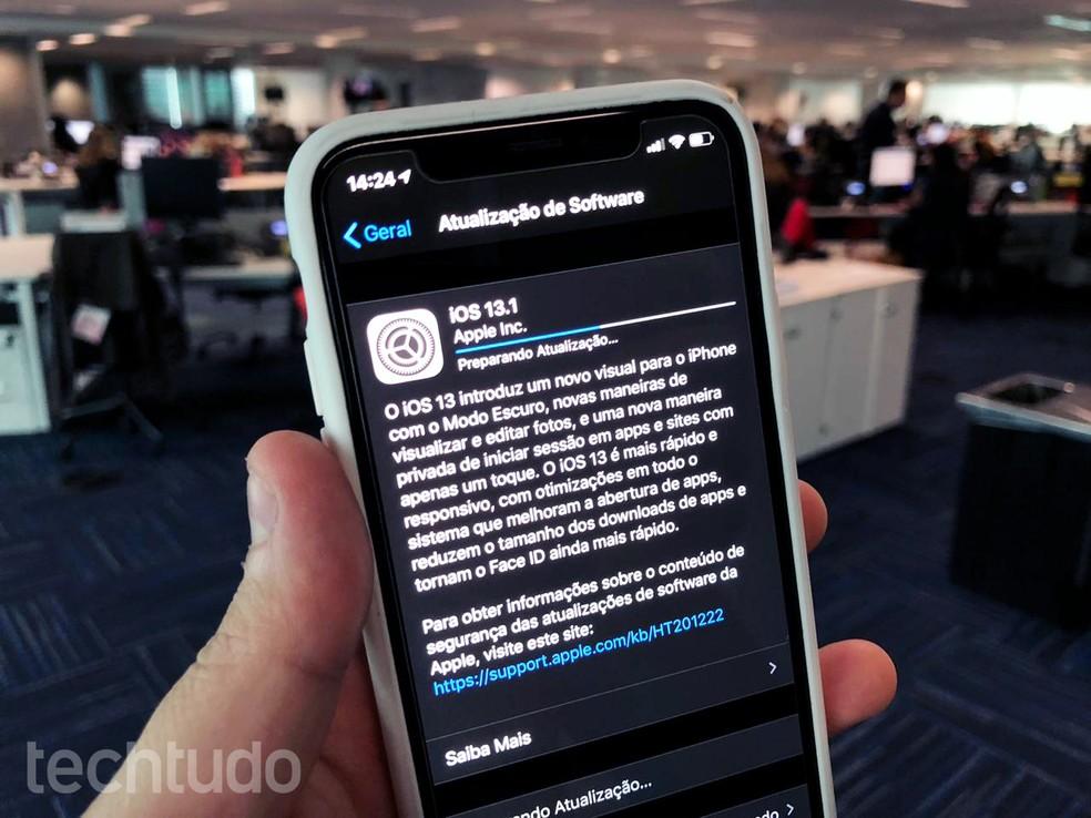 iOS pakub suuremat turvalisust kui Android Photos: Rubens Achilles / TechTudo