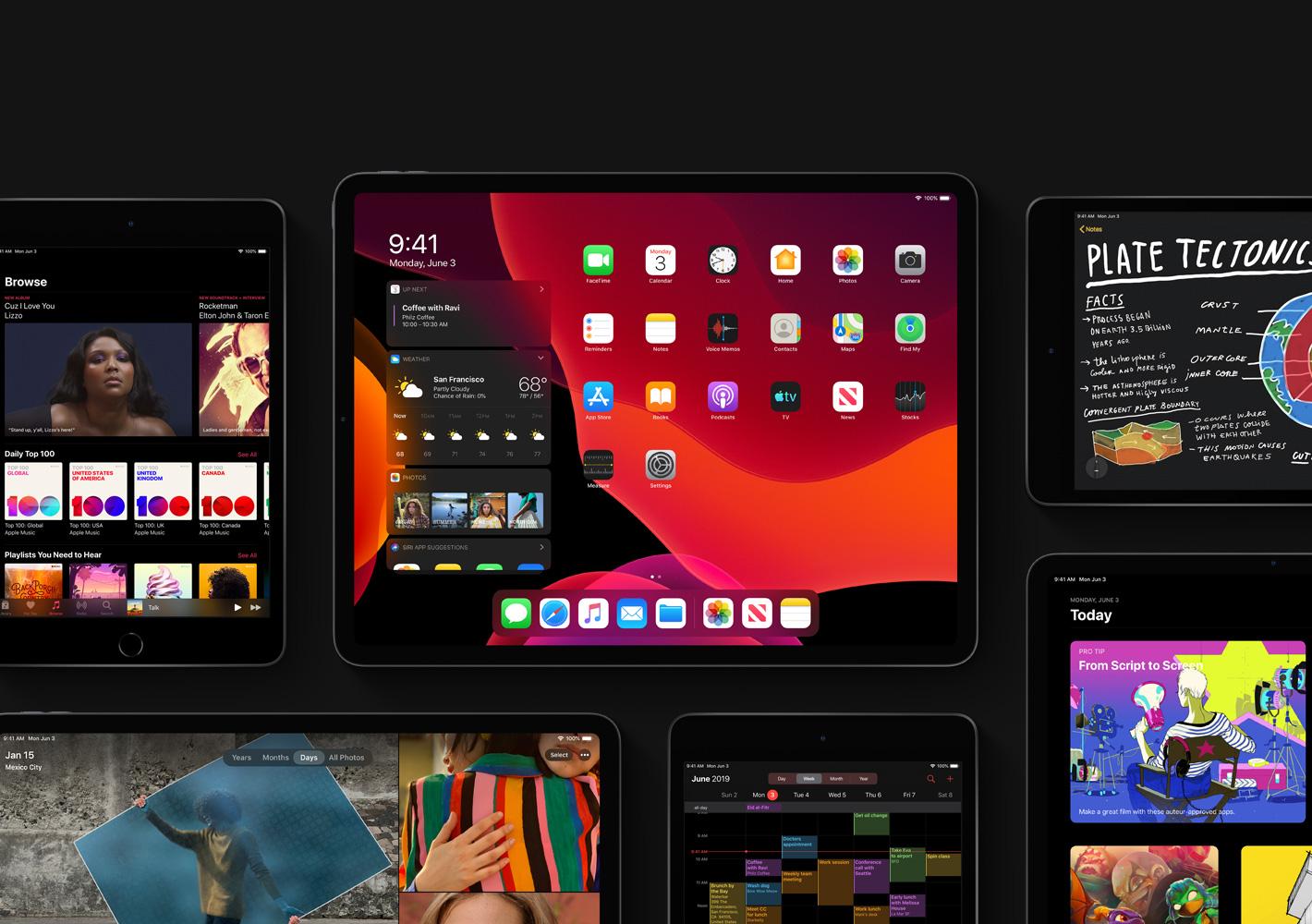 kontrollige kõiki iPadiga seotud uudiseid