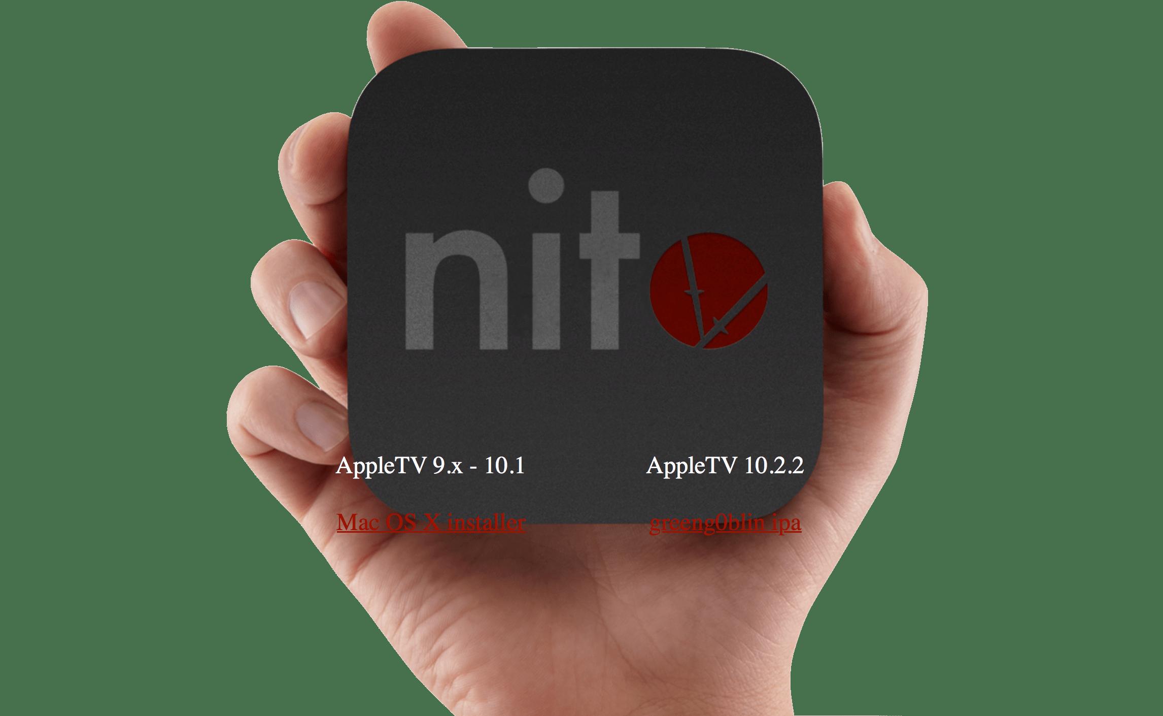 NitoTV Apple TV jailbreak