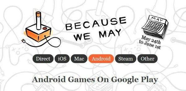 """""""Sest me võime"""" - mängu allahindlus Google Play poes"""