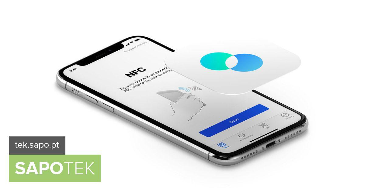 Apple täiustab nutitelefoni makseid NFC-siltide toel