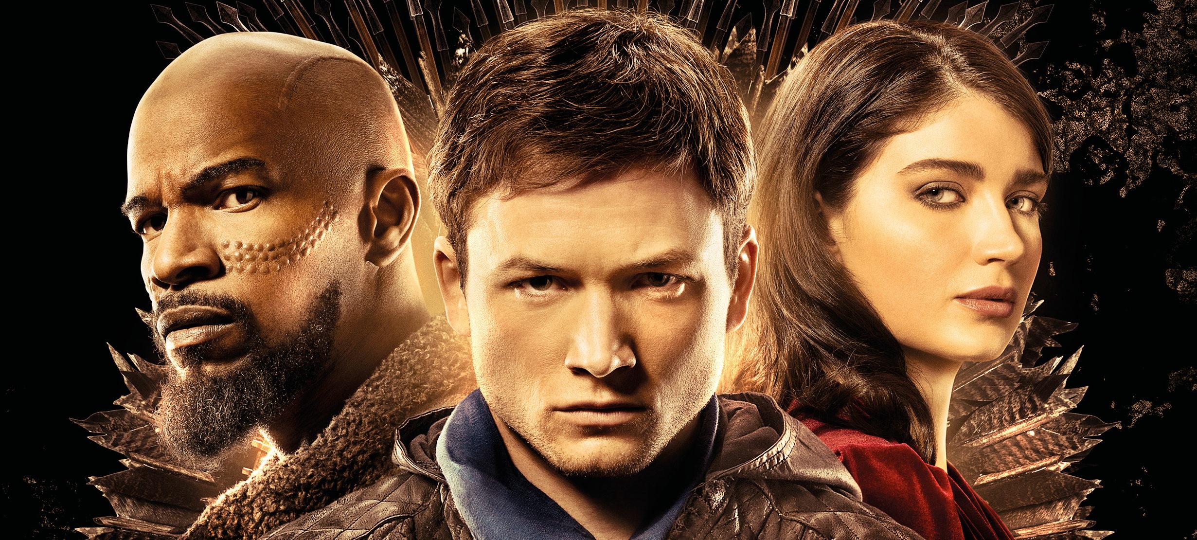 """Nädala parim film: ostke """"Robin Hood: päritolu"""" koos Taron Egertoni ja Jamie Foxxiga 9,90 R $ eest!"""