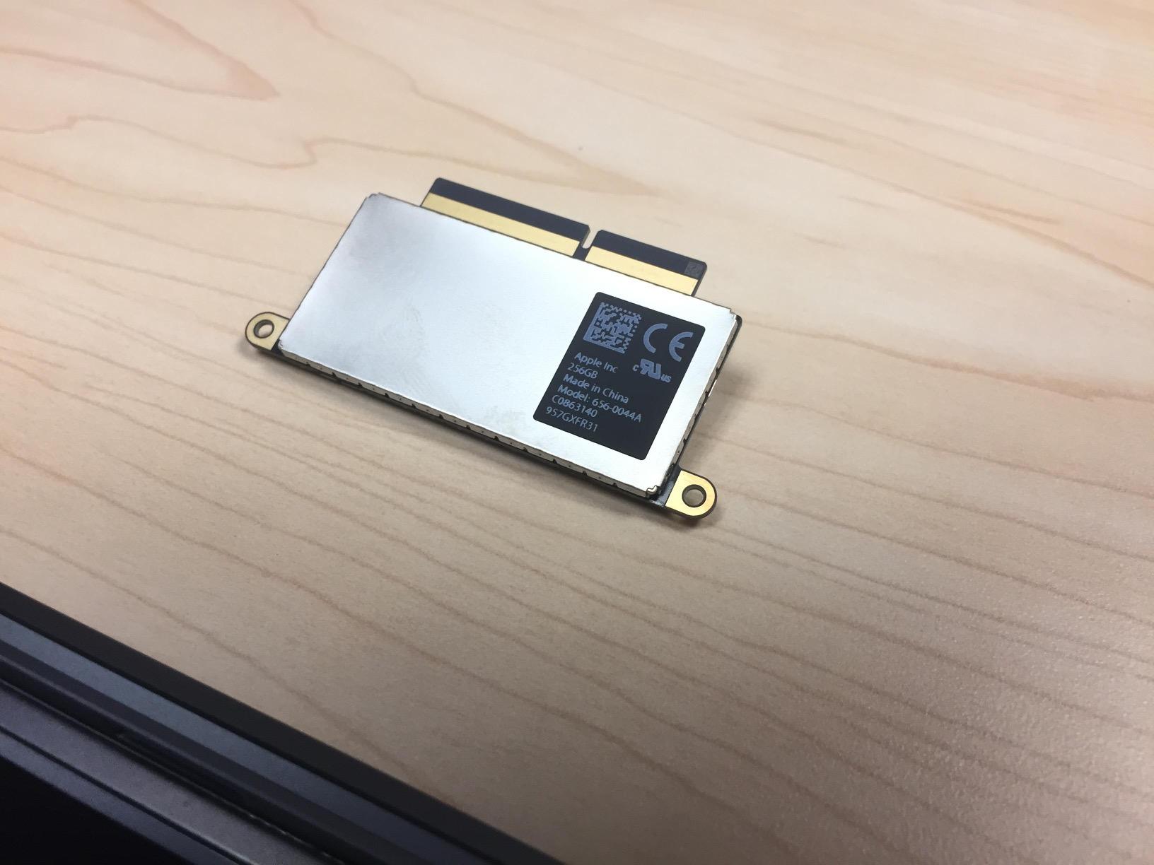 """Uuel MacBook Pro-l on """"eemaldatav"""" SSD;  mõista, miks on põlvkond piiratud 16 GB RAM-iga"""