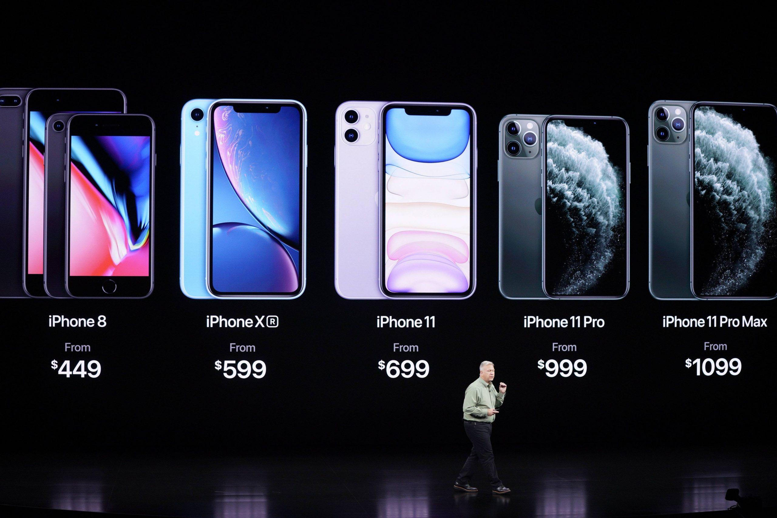 Pilt: Kuidas on iPhone'i hinnad aastate jooksul tõusnud?