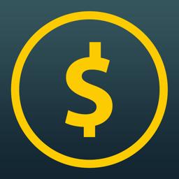 Money Pro rakenduse ikoon: isiklik rahandus