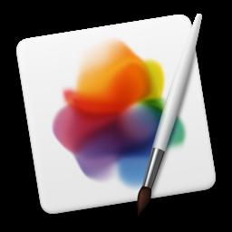 Pixelmator Pro rakenduse ikoon