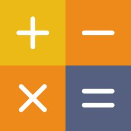 Calcvier - kalkulaatori klaviatuuri rakenduse ikoon