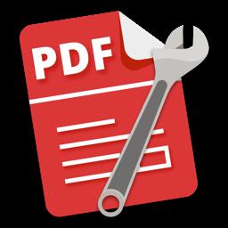 Rakenduse PDF Plus ikoon - PDF-failide ühendamine ja jagamine