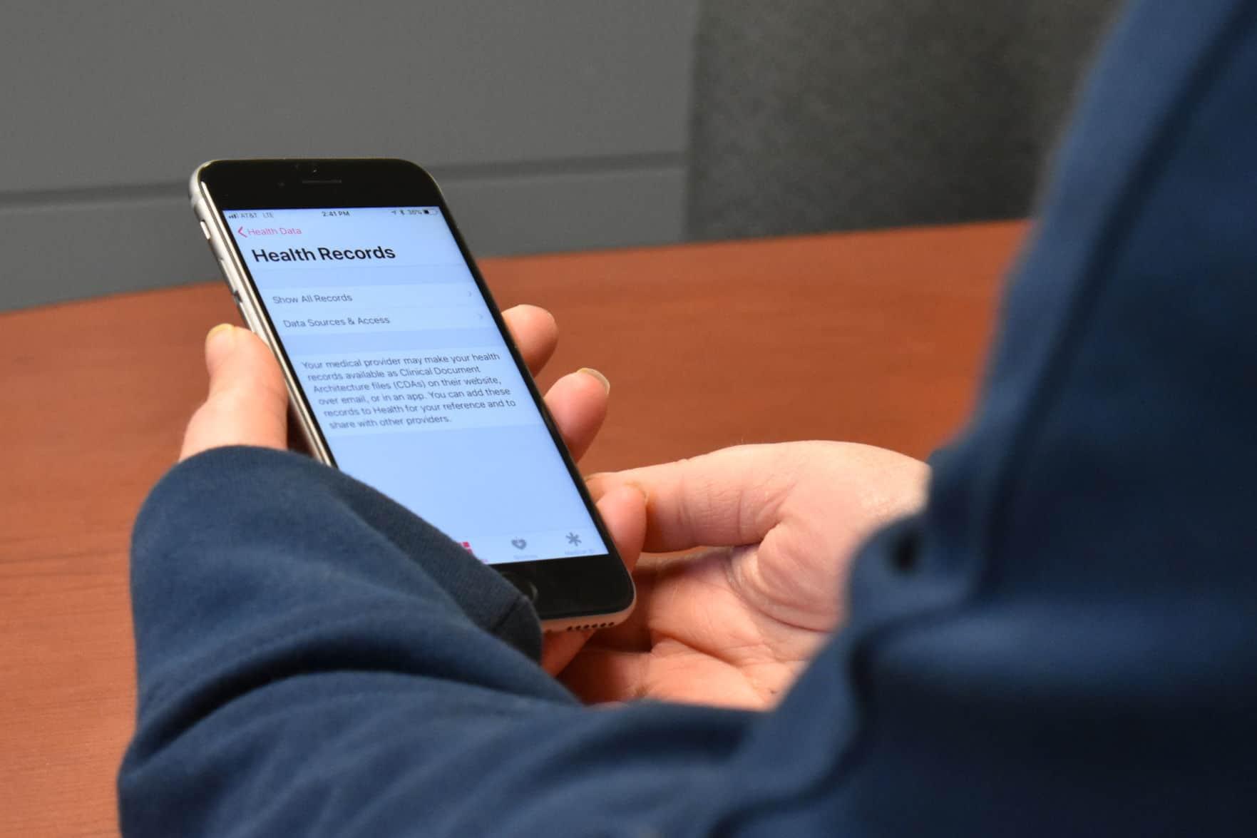 Apple'i ja teiste ettevõtete eesmärk on parandada juurdepääsu terviseandmetele