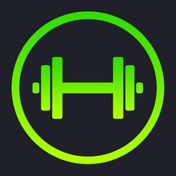 SmartGym rakenduse ikoon: koos kodutreeningutega