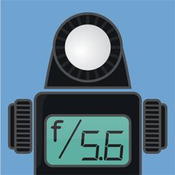 Rakenduse Pocket Light Meter ikoon