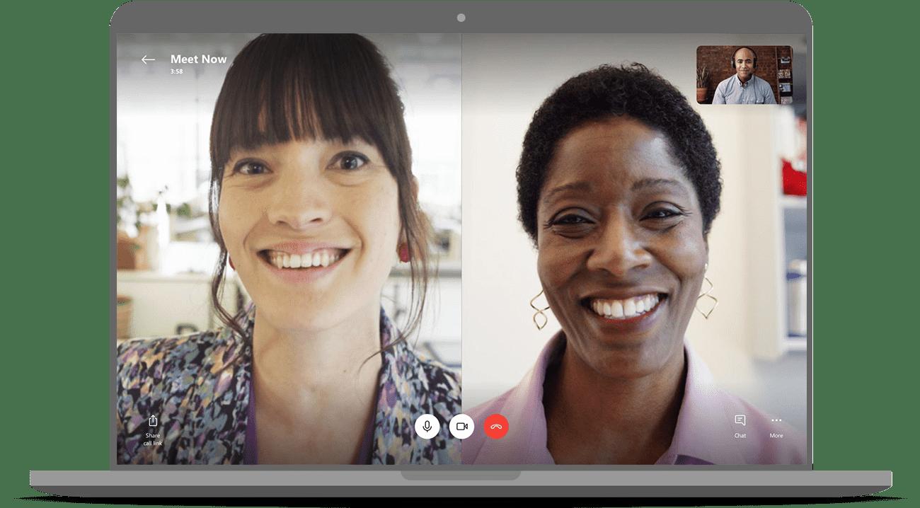 Skype lubab nüüd videokõnesid ilma rakenduse või kontota