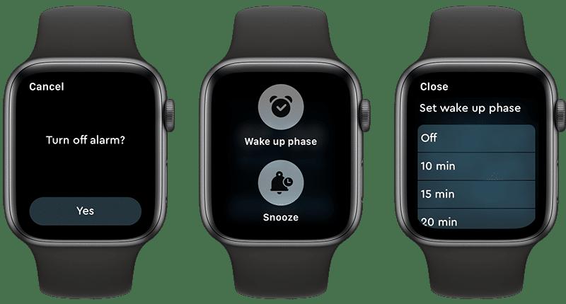 Unetsükkel toob turule uue rakenduse Apple Watchile
