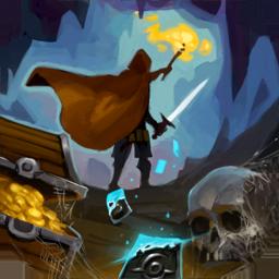 Kadus Dungeoni rakenduse ikoonil
