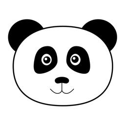 Apaatilise Panda rakenduse ikoon