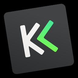 KeyKey - tippimisõppe rakenduse ikoon