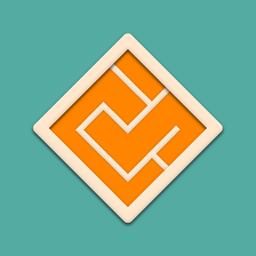 Minimaalne labürindi rakenduse ikoon