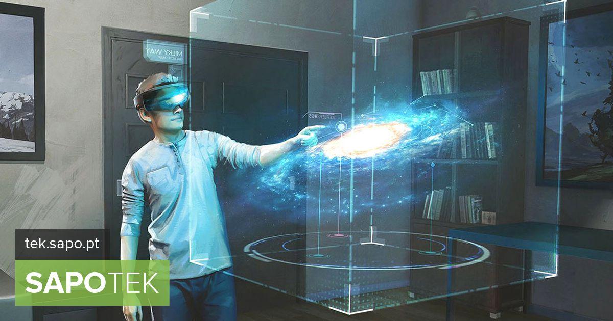 Microsoft saab HoloLens 2 esitleda Mobile World Congressil