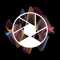 Rakenduse Phocus ikoon: portreerežiimi redaktor