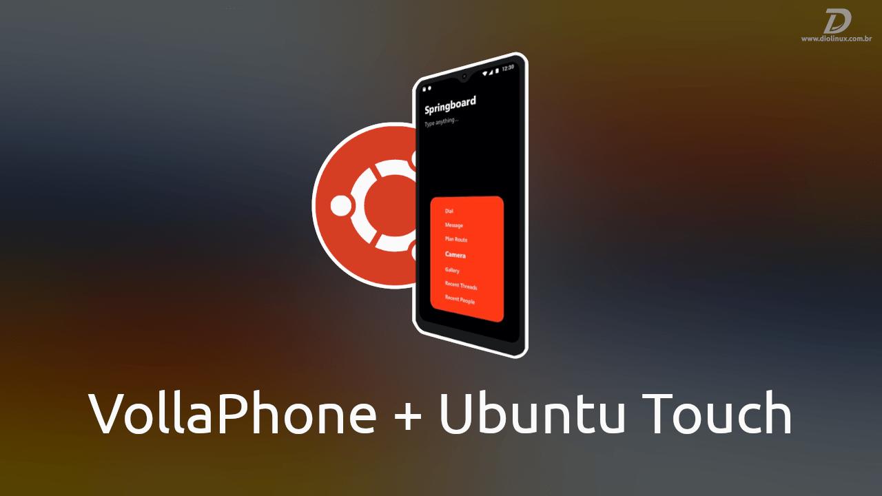 Veel üks Ubuntu Touchiga varustatud nutitelefon, kohtuge Volla telefoniga