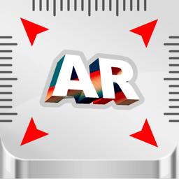 AR mõõta rakenduse ikooni
