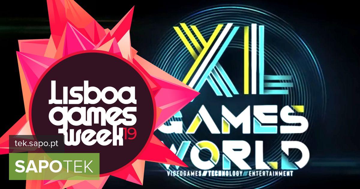 Kaks novembris toimuvat videomängusündmust on fännid ja promootorid