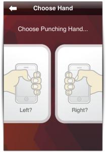 Punch-O-meeter