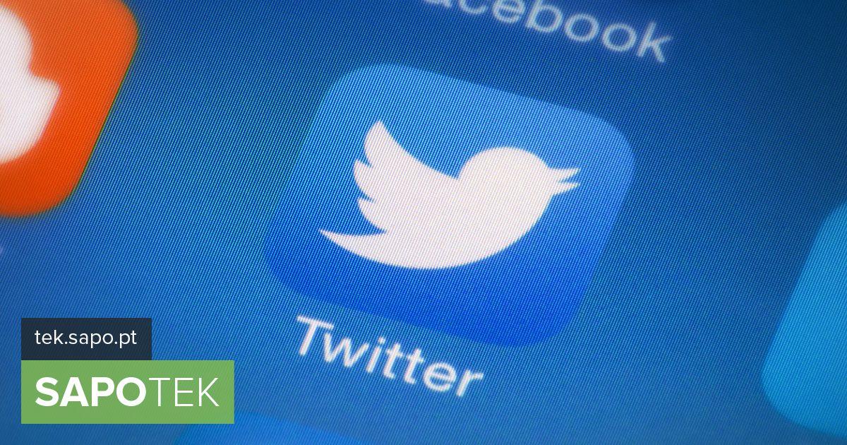 Twitter kaotas tunniks ajaks piilumise