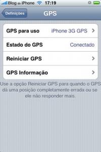 IPhone GPSi kasutamine