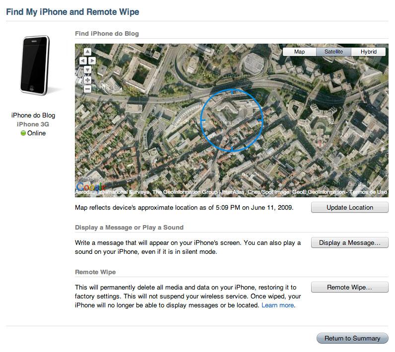 Leidke minu iPhone