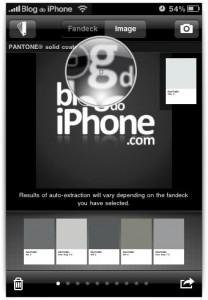 Pildi värv või logo