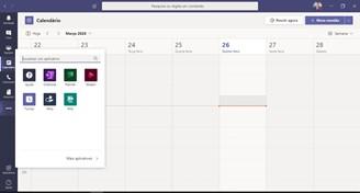 Outlookiga integreeritud kalender