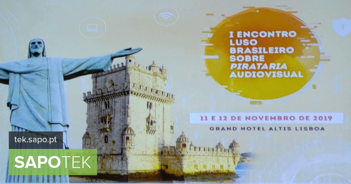"""Brasiilia soovib Portugali audiovisuaalse piraatluse vastaseid edukaid juhtumeid """"jäljendada"""""""