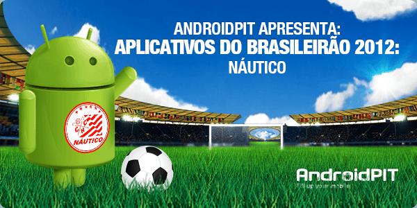 Androidi rakendus: rakendus Brasileirão 2012 # 13 Náutico
