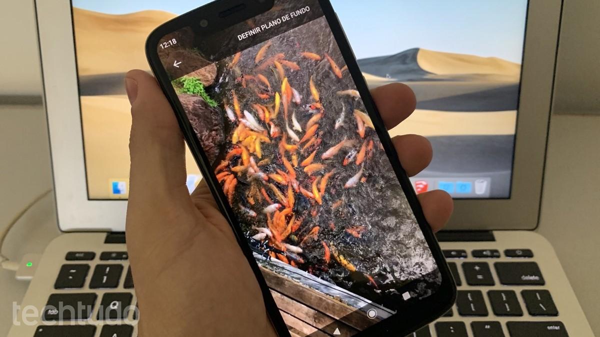 Kuidas panna videoid Android-telefoni lukustusekraanile